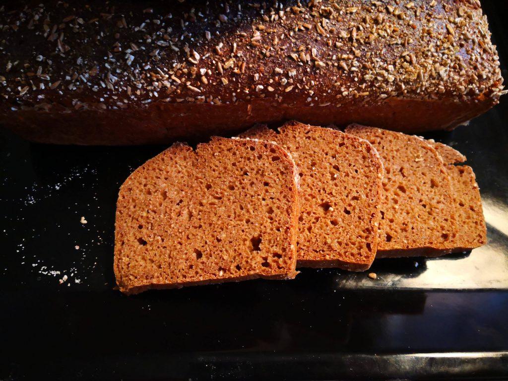 Borodinsky Brot - BmF - Backen mit Freunden